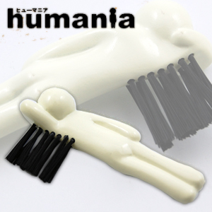 DECOLE humania �來�ӥ֥饷 �ڿ�(������)��humania-brush��