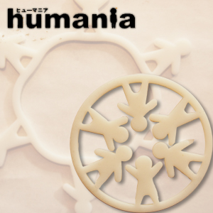 色(タイプ):humania-coaster-white